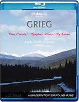 Grieg: PIano Concerto/Symphonic Dances/In Autumn