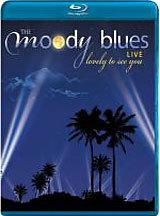 The Moody Blues: Lovely to See You [Blu-ray Box Art]