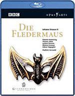 Strauss: Die Fledermaus [Blu-ray Box Art]