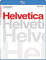 Helvetica [Blu-ray Box Art]