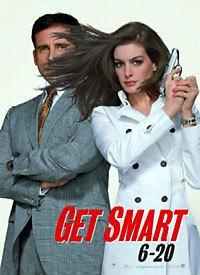 Get Smart [Movie Poster]