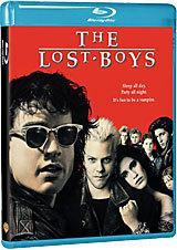 The Lost Boys [Blu-ray Box Art]