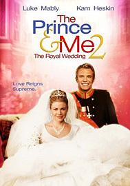 The Prince & Me 2: Royal Wedding [DVD Box Art]