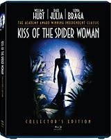 Kiss of the Spider Woman [Blu-ray Box Art]