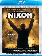 Nixon: The Director's Cut [Blu-ray Box Art]