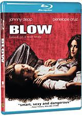 Blow [Blu-ray Box Art]