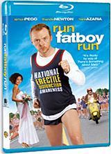 Run Fatboy Run [Blu-ray Box Art]