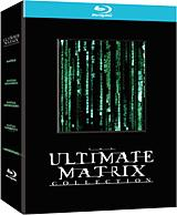 The Ultimate Matrix Collection [Blu-ray Box Art]