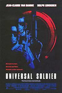 Universal Soldier [Movie Poster]