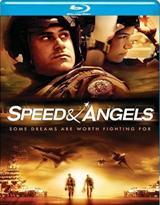 Speed and Angels [Blu-ray Box Art]