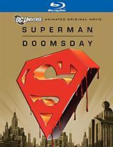 Superman: Doomsday [Blu-ray Box Art]