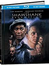 The Shawshank Redemption [Blu-ray Box Art]