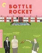 Bottle Rocket [Blu-ray Box Art]