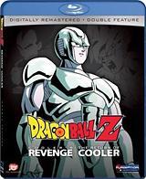 Dragon Ball Z: Return of the Cooler/Cooler's Revenge [Blu-ray Box Art]
