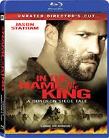 In the Name of the King: A Dungeon Siege Tale [Blu-ray Box Art]