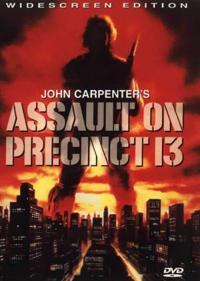 Assault on Precinct 13 [DVD Box Art]