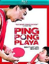 Ping Pong Playa [Blu-ray Box Art]