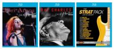 Tori Amos, Ray Charles [Blu-ray Box Art]