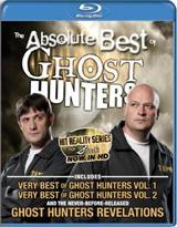 The Absolute Best of Ghost Hunters [Blu-ray Box Art]