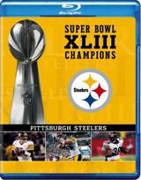 NFL Super Bowl XLIII: Pittsburgh Steelers Champions