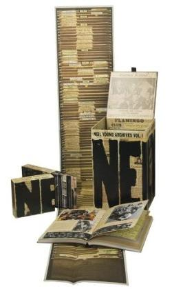 Neil Young: Archives Volume One - (1963-!972)