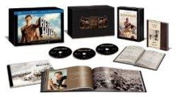 Ben-Hur: 50th Anniversary Ultimate Collector's Edition Blu