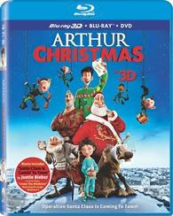 Arthur Christmas 3d Blu Ray Review High Def Digest