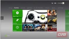 Current Xbox 360 Dashboard Interface