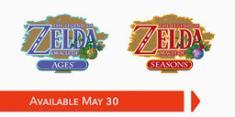 Legend of Zelda Oracle Titles
