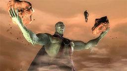 Injustice: Gods Among Us - the Martian Manhunter