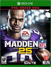 'Madden 25' Xbox One