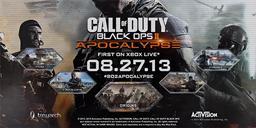 'Call of Duty: Black Ops II Apocalypse'