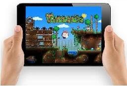 Terraria for iOS