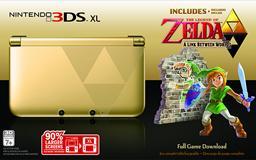 Legend of Zelda 3DS XL