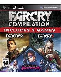 Far Cry Compilation Ps3 Game Details High Def Digest