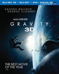 Gravity - 3D Blu-ray Review | High Def Digest