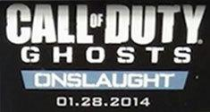 'Call of Duty: Ghosts' 'Onslaught'