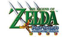'The Legend of Zelda: Four Swords Anniversary Edition'