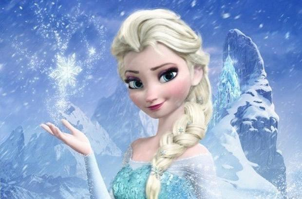 Frozen created by Disney