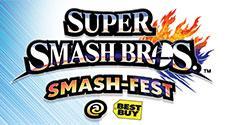 Super Smash Bros. Wii U Best Buy Demo