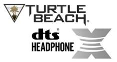 Turtle Beach DTS Headphone:X