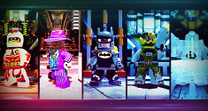 Lego Batman 3: Beyond Gotham Comic-Con