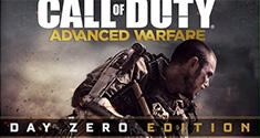 Call of Duty: Advanced Warfare Day Zero PS4 Xbox One News