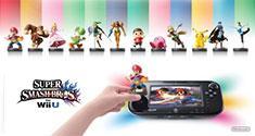 amiibo Nintendo Wii U figure set