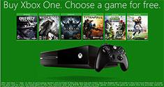 Buy an Xbox One Next Week Choose a Game for Free News