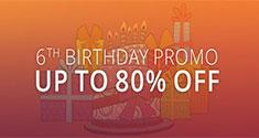 gog.com 6th Birthday Promo: Year One news