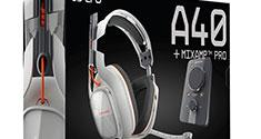Astro A40 + MixAmp Pro News