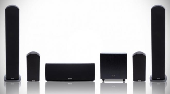Pioneer Elite Dolby Atmos 5.1.4 Speaker System