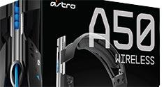 ASTRO Edition A50 Black News