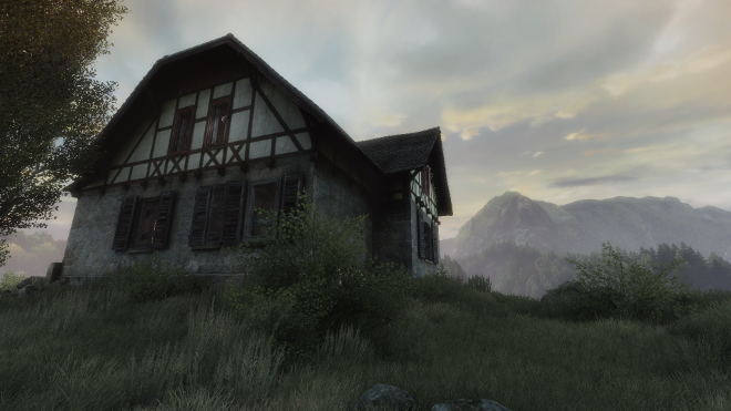 The Vanishing Of Ethan Carter' Unreal Engine 4 'Redux